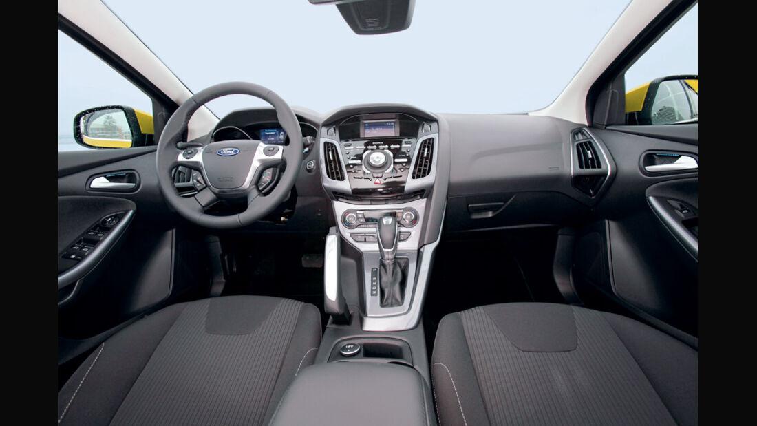 Ford Focus Innenraum