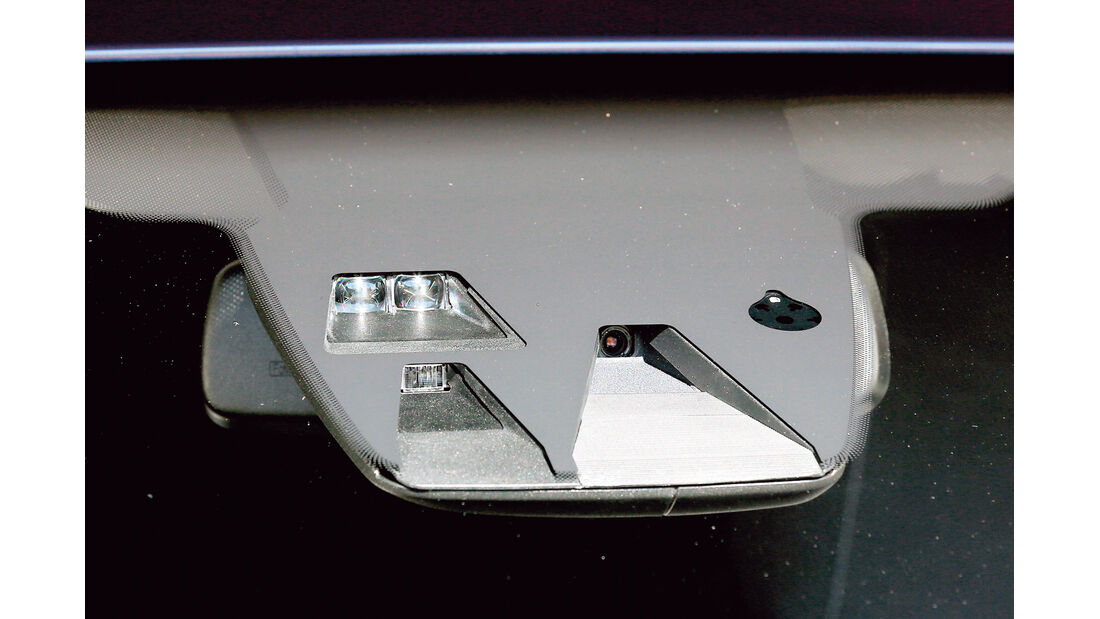 Ford Focus, Kamera