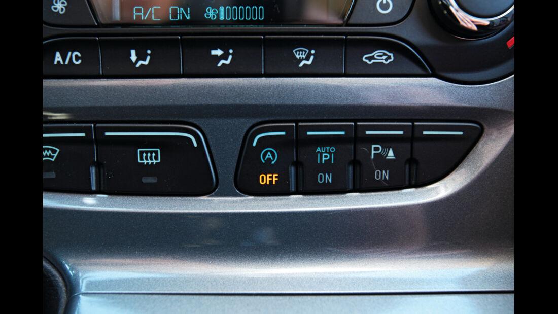 Ford Focus Klimaanlage