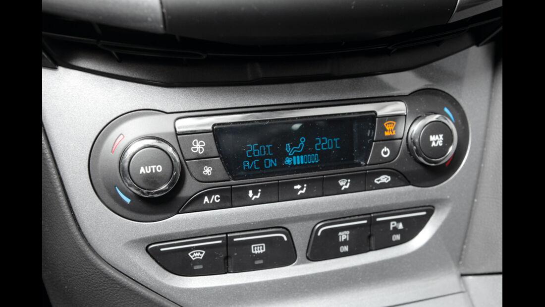 Ford Focus, Klimaautomatik
