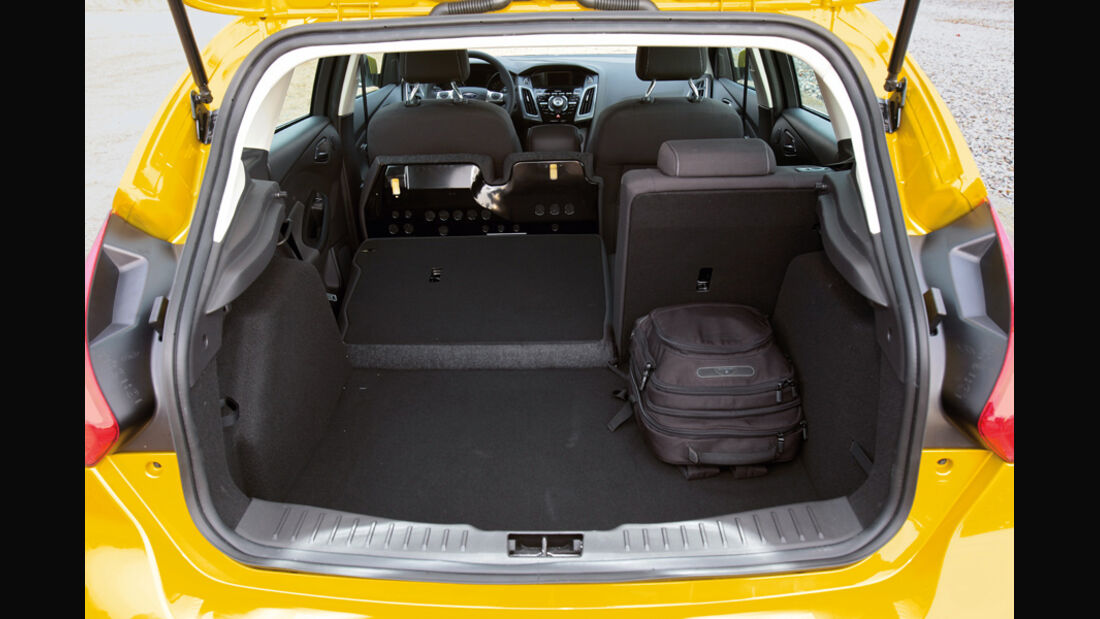 Ford Focus Kofferraum
