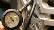 Ford Focus, Luftdruck