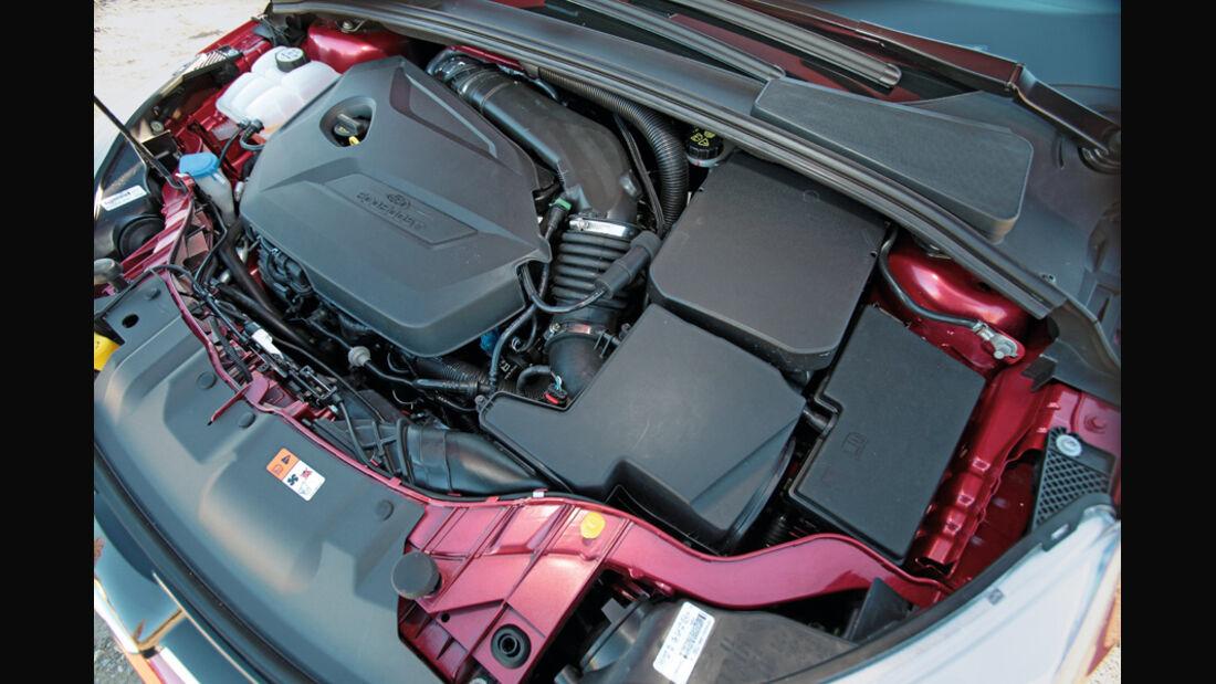 Ford Focus Motor