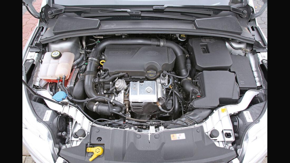 Ford Focus, Motor
