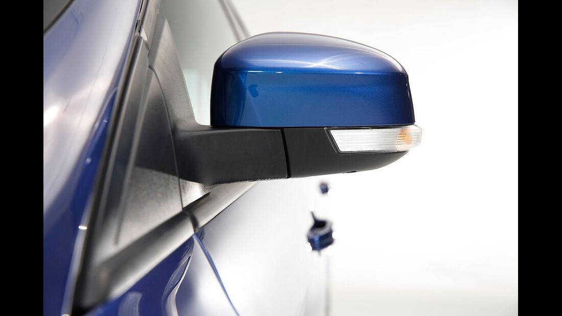 Ford Focus RS 2015, Aussenspiegel