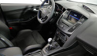 Ford Focus RS 2015, Cockpit, Innenraum