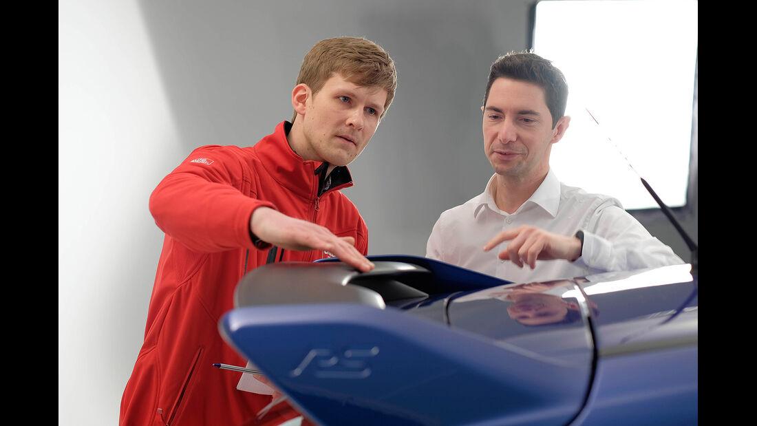 Ford Focus RS 2015, Heckflügel, Heckspoiler
