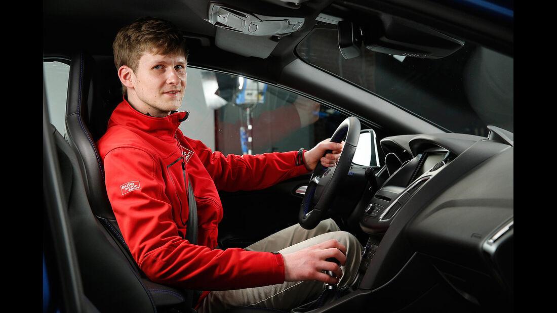 Ford Focus RS 2015, Innenraum
