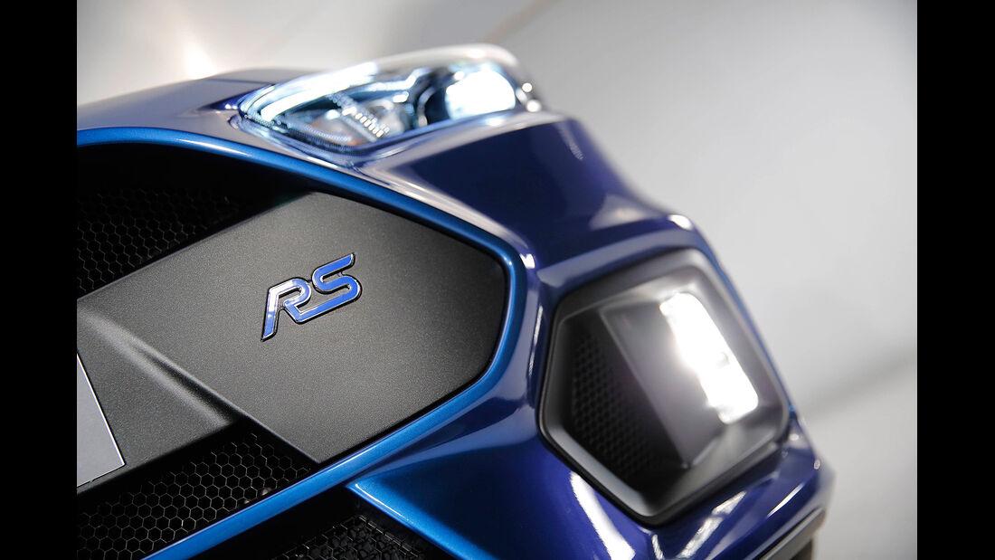Ford Focus RS 2015, Kühlergrill, Nebelscheinwerfer
