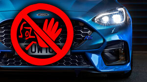 Ford Focus RS 2021 Absage
