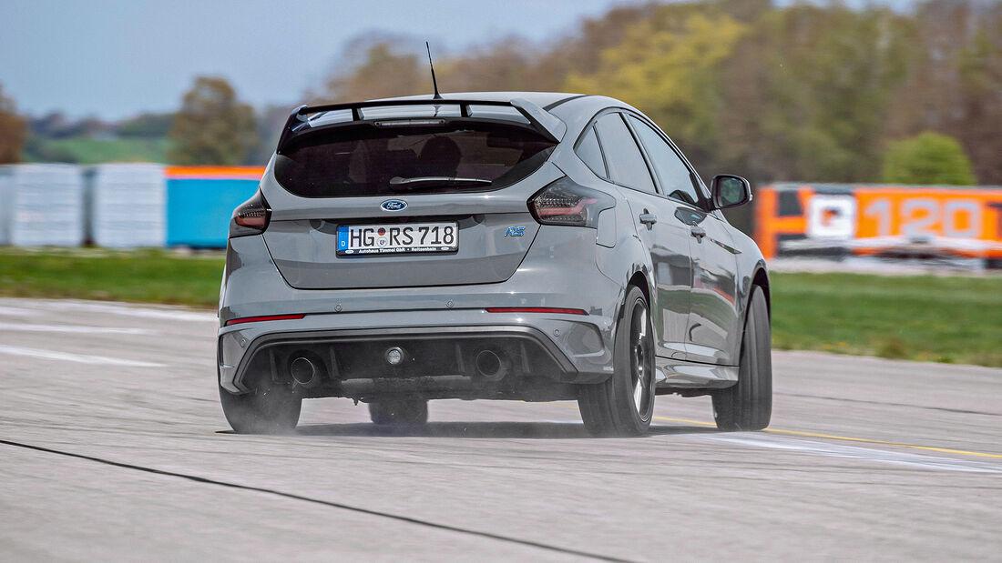 Ford Focus RS, Exterieur