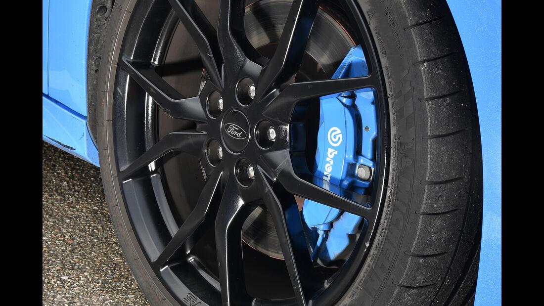Ford Focus RS, Felge
