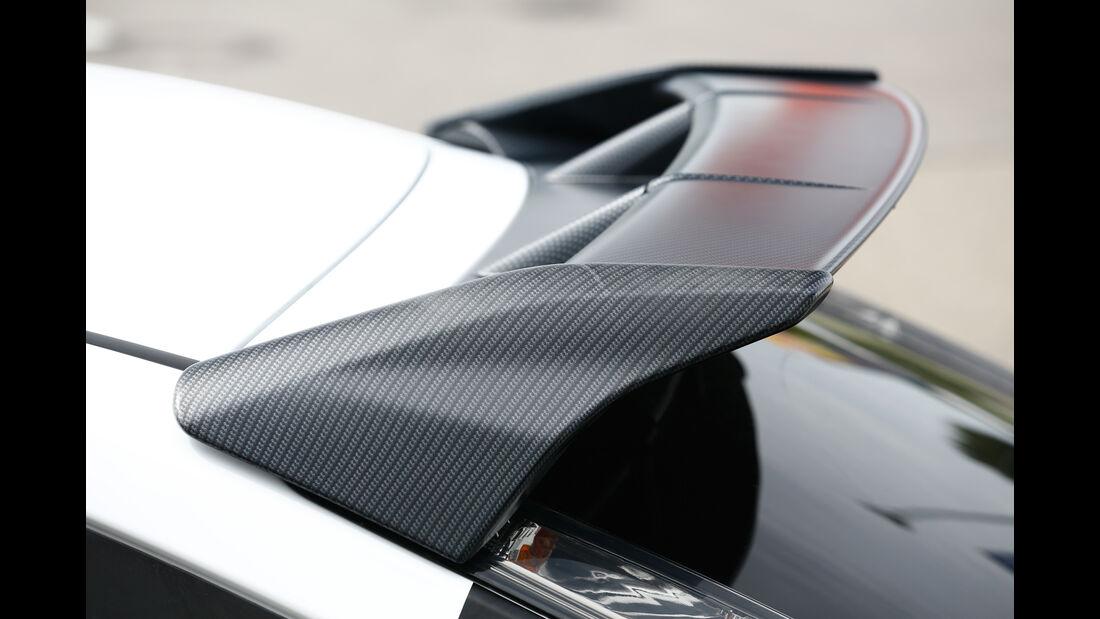 Ford Focus RS, Heckspoiler