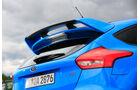 Ford Focus RS, Heckspoiler, Dachspoiler