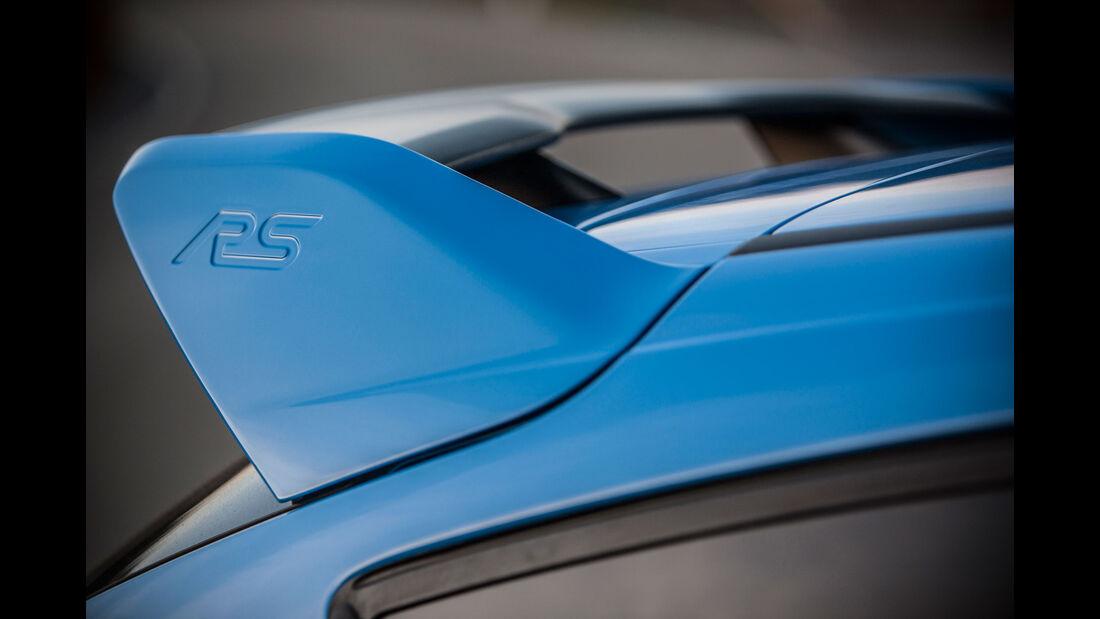 Ford Focus RS - Kompaktsportwagen - Mitfahrt
