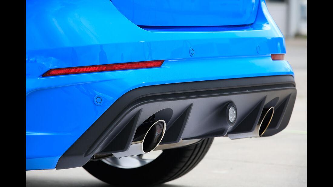 Ford Focus RS, Kühlergrill