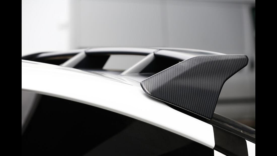 Ford Focus RS, Spoiler