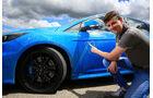 Ford Focus RS, Stefan Helmreich