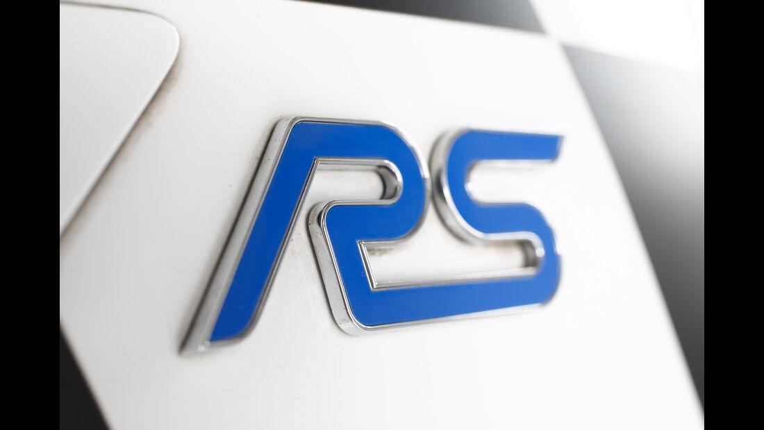 Ford Focus RS, Typenbezeichnung