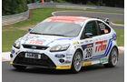 Ford Focus RS VLN Langstreckenmeisterschaft Nürburgring
