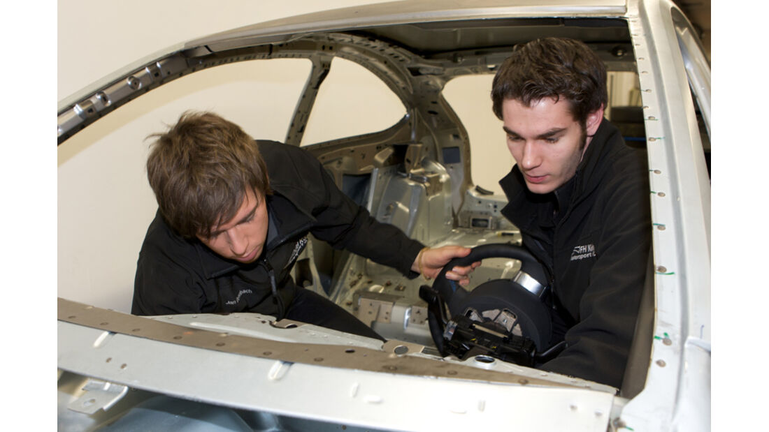Ford Focus RS, VLN-Langstreckenmeisterschaft-Projekt 2010
