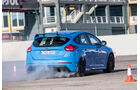 Ford Focus RS - Valencia - Driften