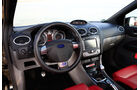 Ford Focus RS500, Cockpit