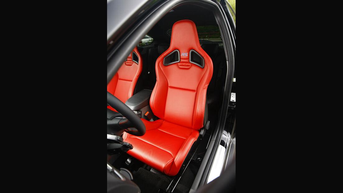 Ford Focus RS500 Fahrersitz