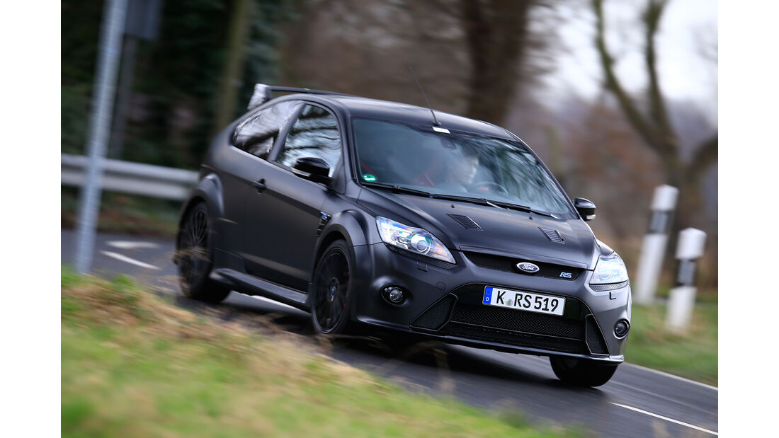 Ford Focus RS500, Frontansicht