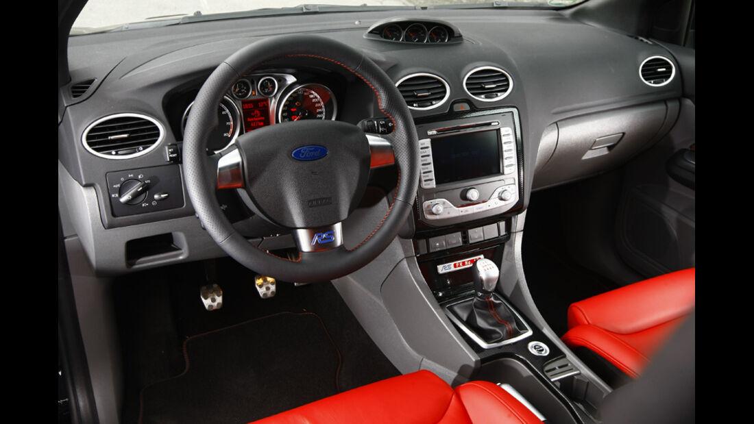 Ford Focus RS500 Innenraum
