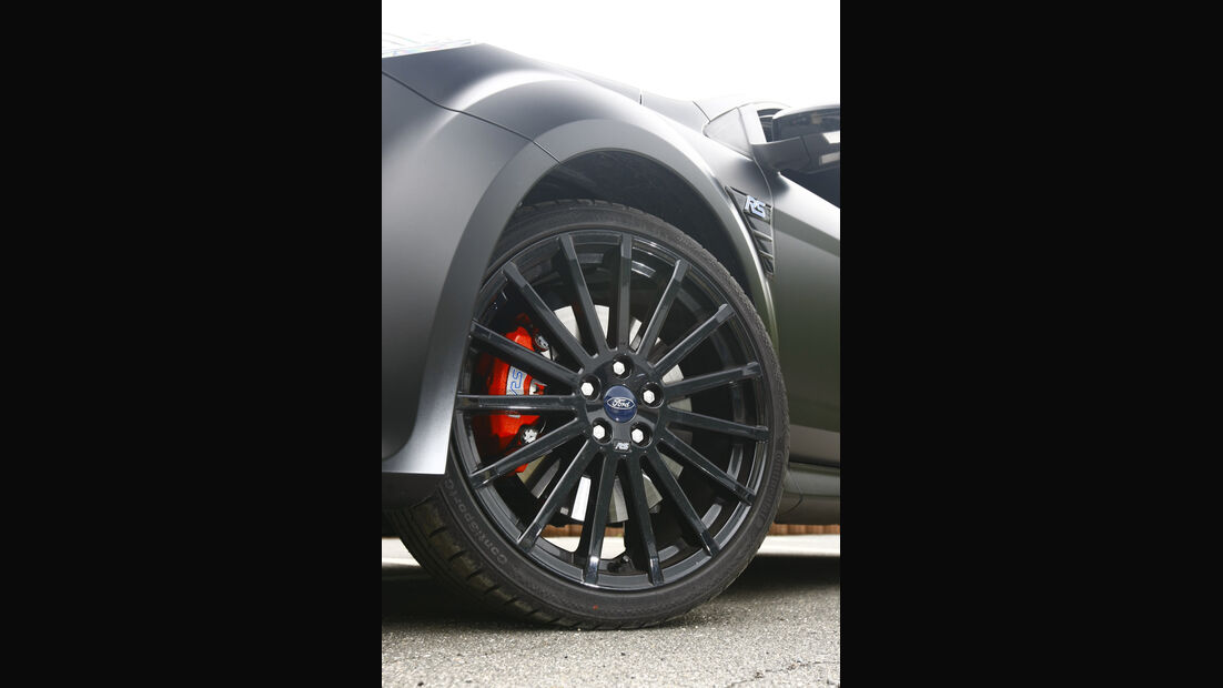 Ford Focus RS500 Rad