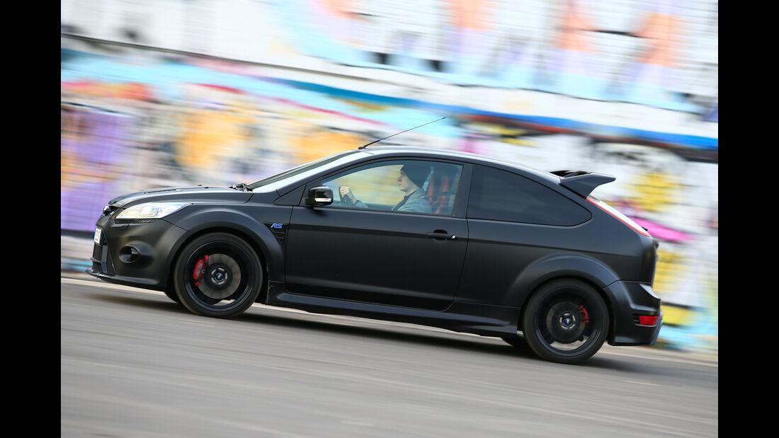 Ford Focus RS500, Seitenansicht