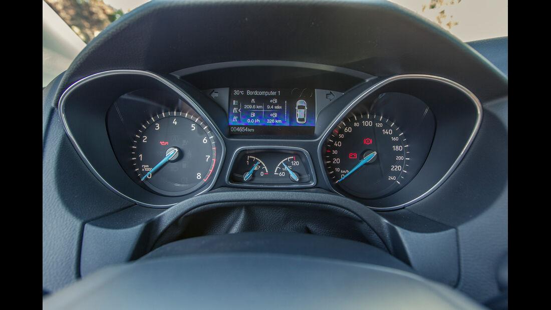 Ford Focus, Rundinstrumente