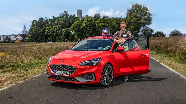 Ford Focus ST, Exterieur