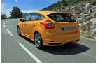 Ford Focus ST, Heckansicht