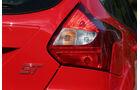 Ford Focus ST, Heclöeuchte, Typenbezeichnung