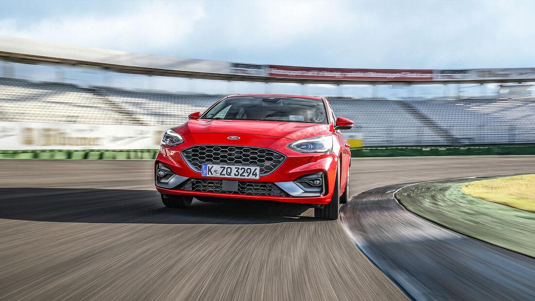 Ford Focus ST, Hockenheimring