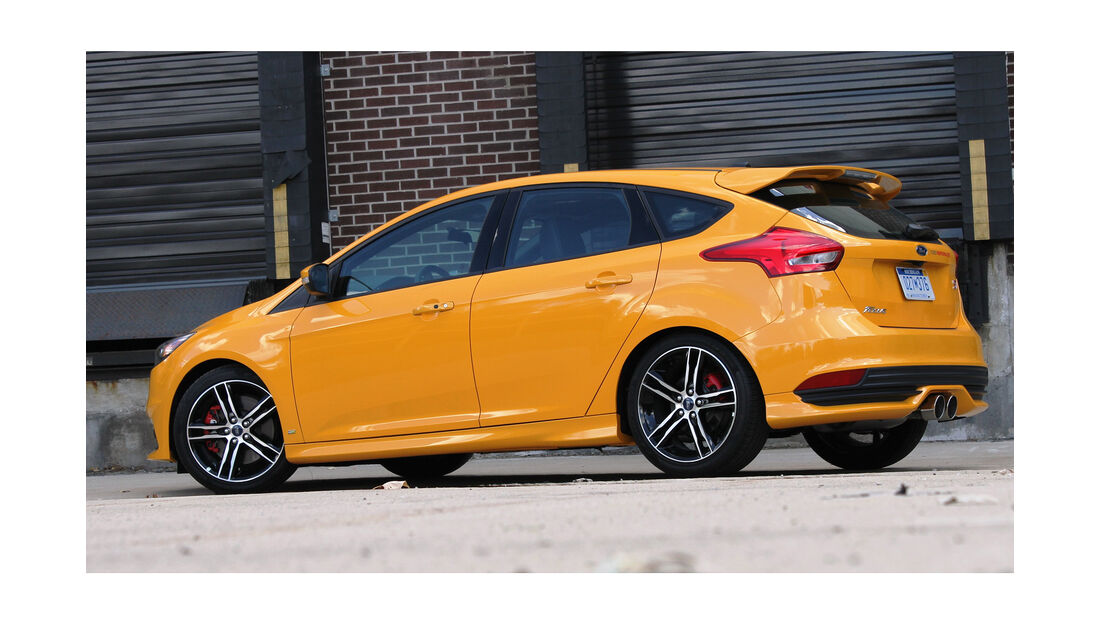 Ford Focus ST, Power-Kit, mountune, Performance, Tuning