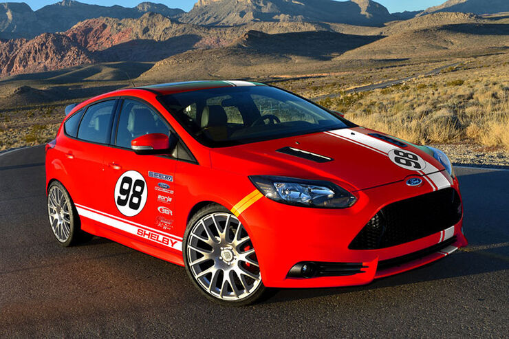 Ford Focus ST Shelby
