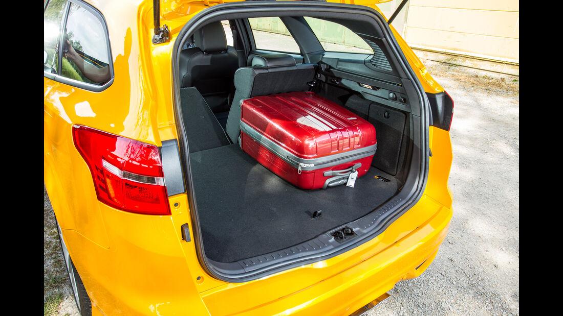Ford Focus ST Turnier 2.0 TDCi, Kofferraum