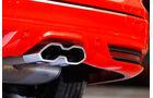 Ford Focus ST Turnier, Auspuff, Endrohr