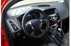 Ford Focus ST Turnier, Cockpit