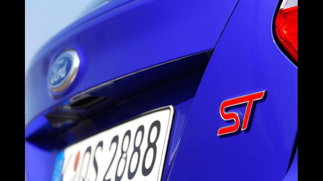 Ford Focus ST, Typenbezeichnung