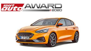 Ford Focus ST - sport auto-Award 2020