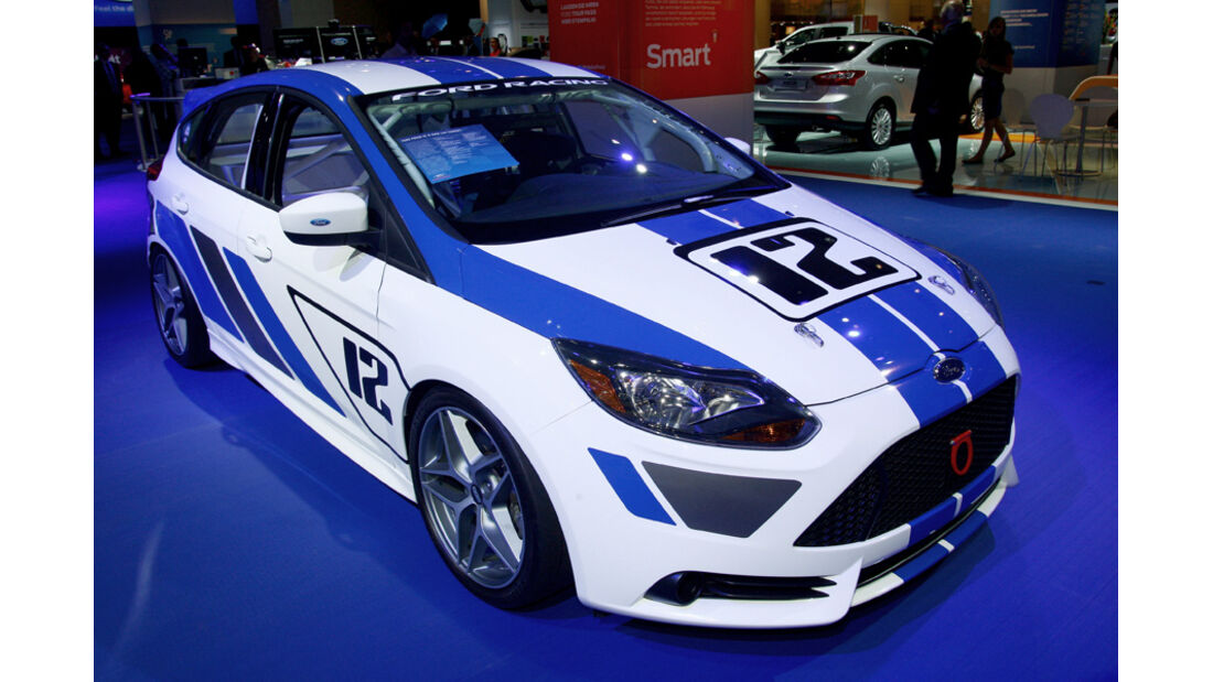 Ford Focus STR IAA 2011