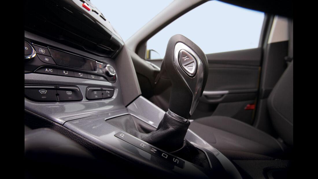 Ford Focus Schalthebel