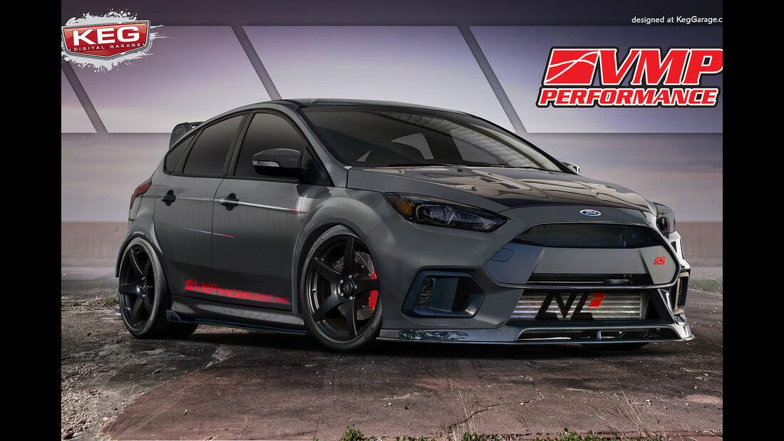 Ford Focus Sema 2017