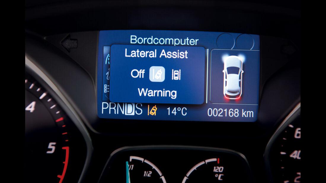 Ford Focus Spurüberwacher