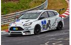 Ford Focus - Startnummer: #122 - Bewerber/Fahrer: Patrick Prill, Jens Ludmann, Roland Dr. Christoph, Thorsten Held - Klasse: SP 3T