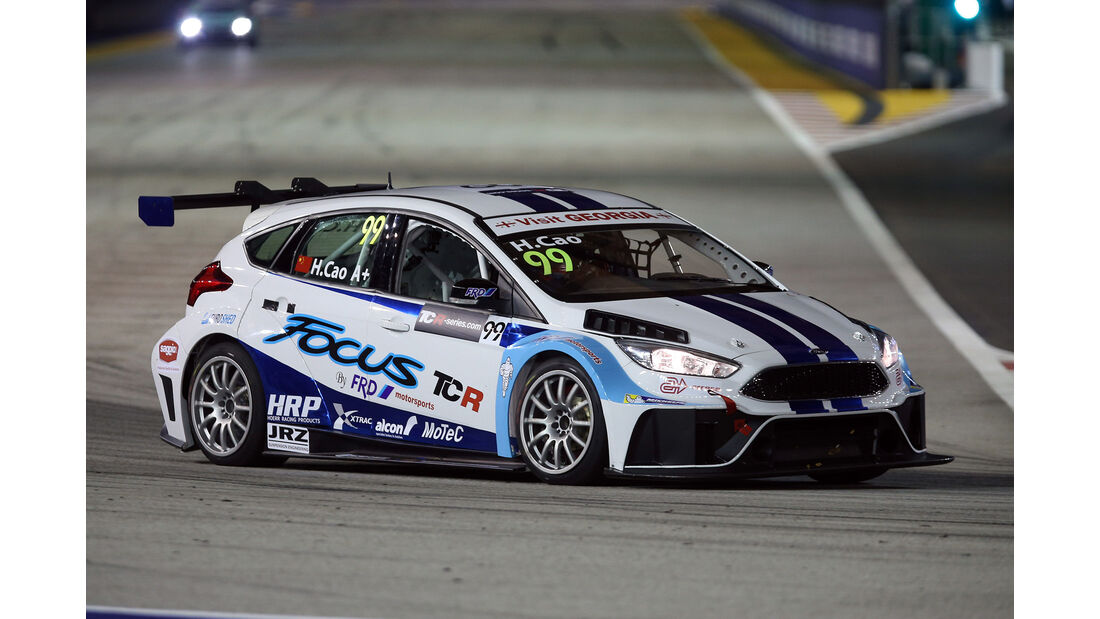 Ford Focus TCR